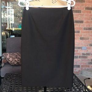 Alex Marie Long, Professional Brown Skirt Sz 2
